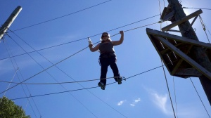 Myra on ropes 10