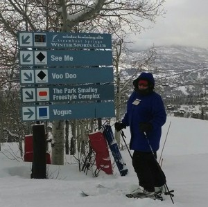 Myra in Steamboat 2-14