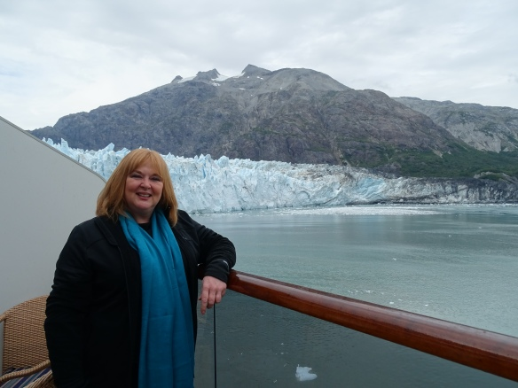 At Glacier Bay
