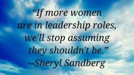 Sandberg quote