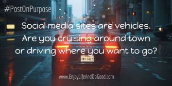 Social Media sites are vehicles