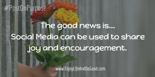 The Good News is...Social Media