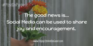 The Good News is...Social Media